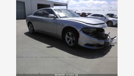 2016 Dodge Charger SXT for sale 101221489