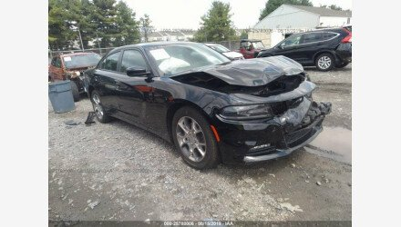 2016 Dodge Charger SXT AWD for sale 101224447