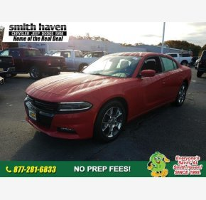 2016 Dodge Charger SXT AWD for sale 101224860