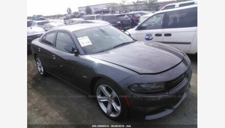 2016 Dodge Charger R/T for sale 101225952