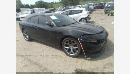 2016 Dodge Charger R/T for sale 101232145
