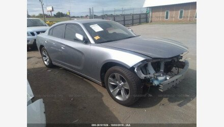 2016 Dodge Charger SXT for sale 101235770