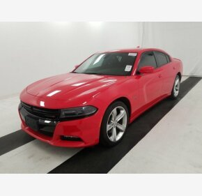 2016 Dodge Charger R/T for sale 101247400