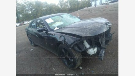 2016 Dodge Charger R/T for sale 101250098