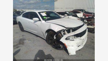 2016 Dodge Charger SXT for sale 101289707