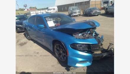 2016 Dodge Charger SXT for sale 101410663
