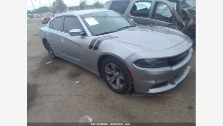 2016 Dodge Charger SXT for sale 101410706