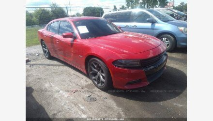 2016 Dodge Charger R/T for sale 101489908