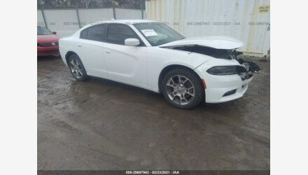 2016 Dodge Charger SXT AWD for sale 101493522