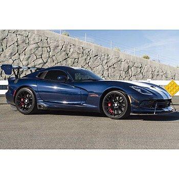 2016 Dodge Viper for sale 101428208
