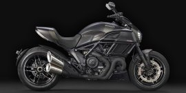 2016 Ducati Diavel Carbon specifications