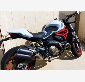 2016 Ducati Monster 821 for sale 200862116
