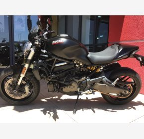2016 Ducati Monster 821 for sale 200918852