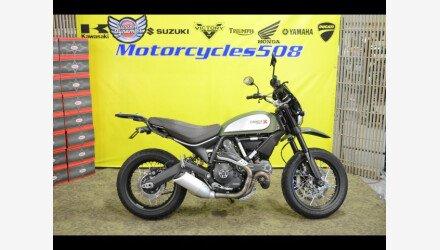 2016 Ducati Scrambler for sale 200665351