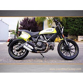 2016 Ducati Scrambler for sale 200933066