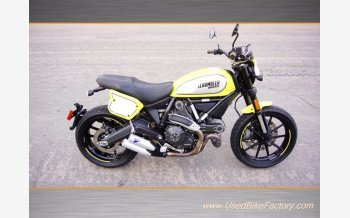 2016 Ducati Scrambler for sale 200933066