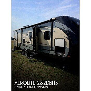 2016 Dutchmen Aerolite for sale 300182700