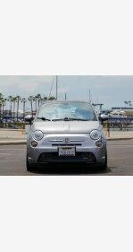 2016 FIAT 500 e Hatchback for sale 101133486
