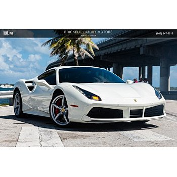 2016 Ferrari 488 GTB for sale 101108022