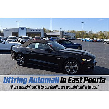 2016 Ford Mustang GT Convertible for sale 101040718