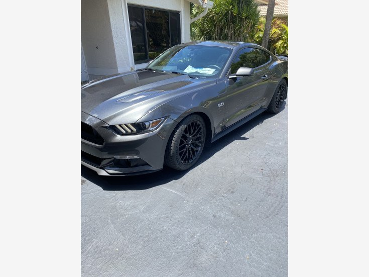 2016 Ford Mustang GT Premium for sale 101535796