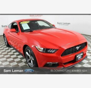 2016 Ford Mustang Coupe for sale 101100587