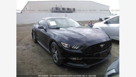 2016 Ford Mustang Coupe for sale 101107589