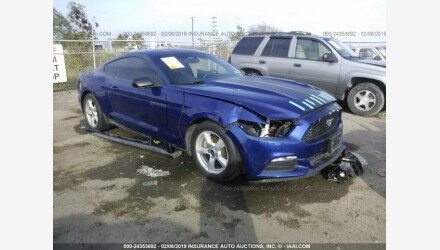 2016 Ford Mustang Coupe for sale 101108293