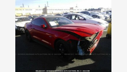 2016 Ford Mustang GT Coupe for sale 101109531