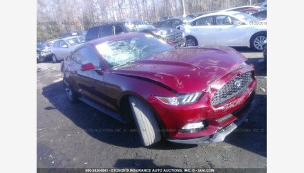 2016 Ford Mustang Coupe for sale 101110472