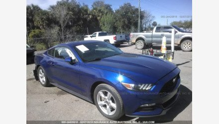 2016 Ford Mustang Coupe for sale 101113335