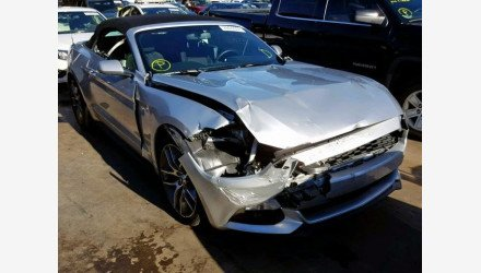 2016 Ford Mustang Convertible for sale 101117883