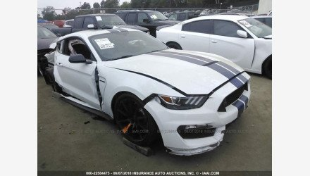 2016 Ford Mustang Shelby GT350 Coupe for sale 101118140
