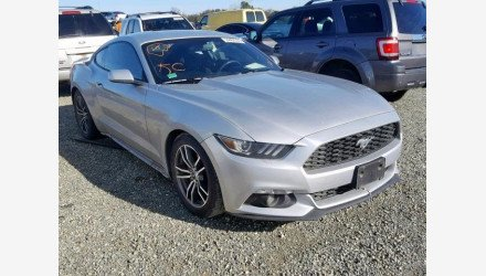 2016 Ford Mustang Coupe for sale 101123380