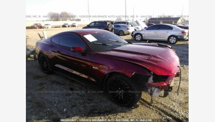 2016 Ford Mustang GT Coupe for sale 101124162
