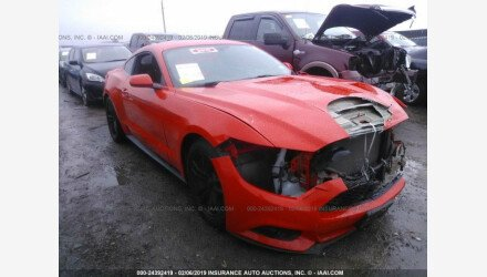 2016 Ford Mustang Coupe for sale 101124192