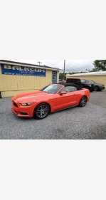 2016 Ford Mustang Convertible for sale 101156459