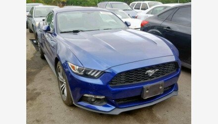 2016 Ford Mustang Coupe for sale 101190503