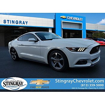 2016 Ford Mustang Coupe for sale 101207000