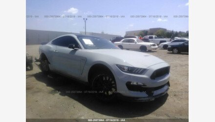 2016 Ford Mustang Shelby GT350 Coupe for sale 101209206