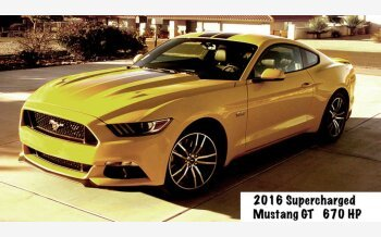 2016 Ford Mustang GT Coupe for sale 101225509