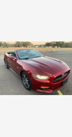 2016 Ford Mustang GT Convertible for sale 101262749