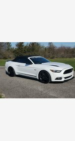 2016 Ford Mustang GT Convertible for sale 101313279