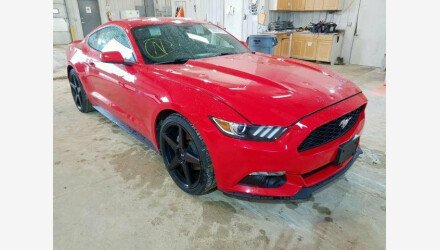 2016 Ford Mustang Coupe for sale 101333902