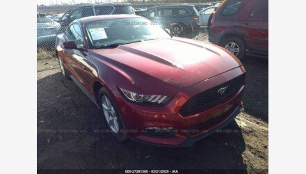 2016 Ford Mustang Coupe for sale 101346901