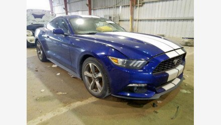 2016 Ford Mustang Coupe for sale 101409833