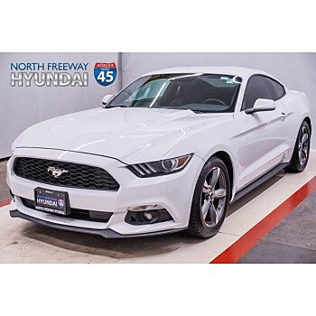 2016 Ford Mustang for sale 101418478