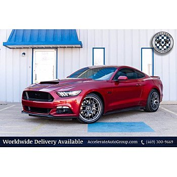 2016 Ford Mustang GT for sale 101437617