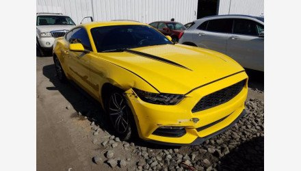 2016 Ford Mustang Coupe for sale 101440504