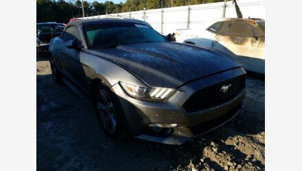 2016 Ford Mustang Convertible for sale 101441254